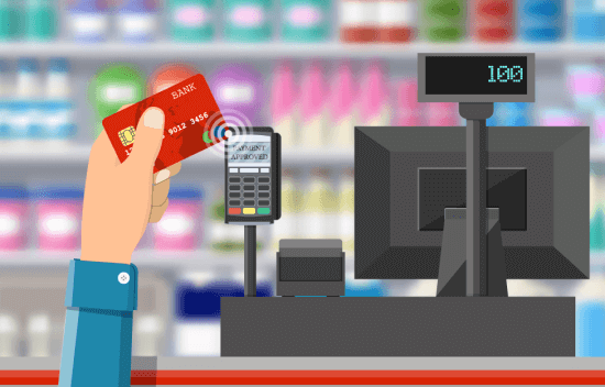 In-store POS Payments Beyond Boundary