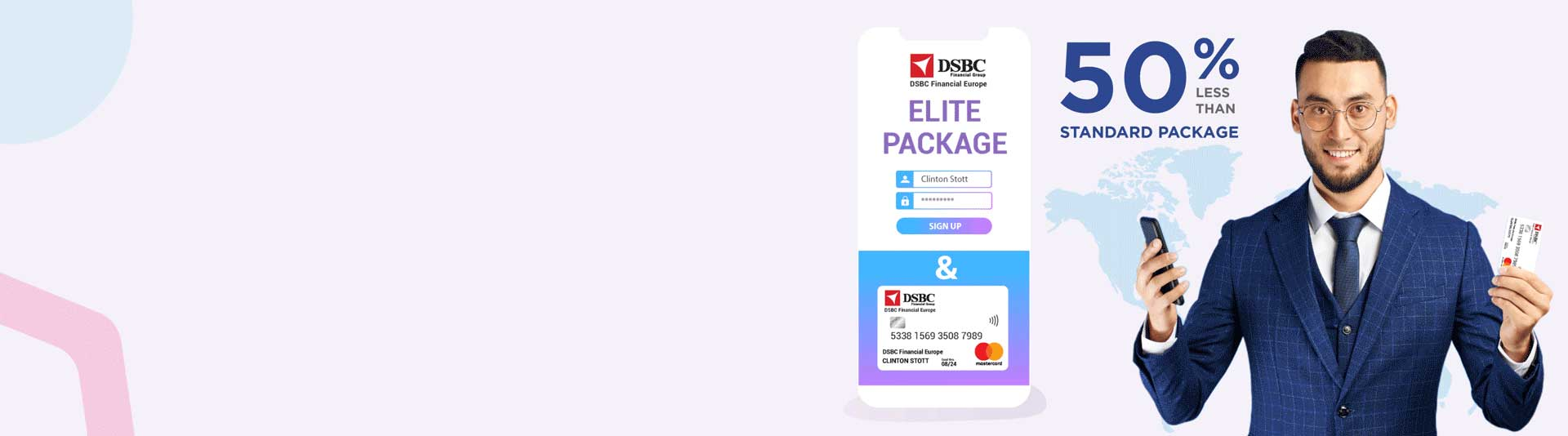 Introducing the all-new Elite Package