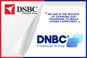 DSBC Financial Europe UAB Announces Rebranding, Our Logo and Trademark Change from DSBC to DNBC.