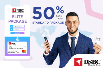 Elite Package: 50% Off Monthly Account Maintenance Fee - A Solution For New Individual Customers
