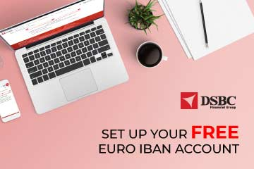 Get your Free Euro IBAN Account online - Why have one?