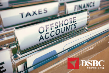 How do overseas accounts help individuals improve their life?
