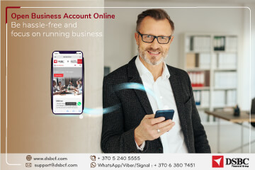 How To Open A Small Business Account With Your Phone