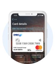 Digital Card Fee