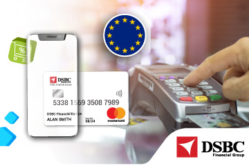 """DSBC Financial Europe"" UAB - Simple fund accessibility & fast digital payment experience in Europe via Mastercard"