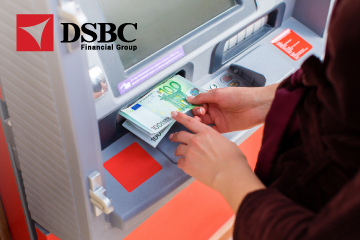 Skyrocket your balance with DSBC Financial Europe's debit card